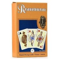 Playing Cards Romanov Deck 55 Cards