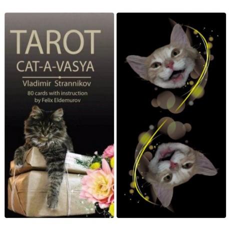 Cat-A-Vasya Tarot Wholesale
