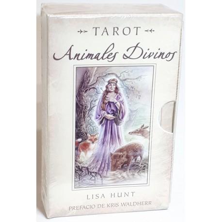 Tarot Animales divinos/Tarot Divine Animals (Spanish Edition)
