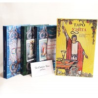 Tarot Set Cards and 3 Books