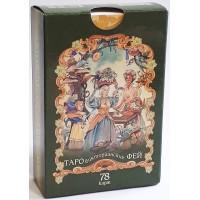 The Victorian Fairy Tarot Cards