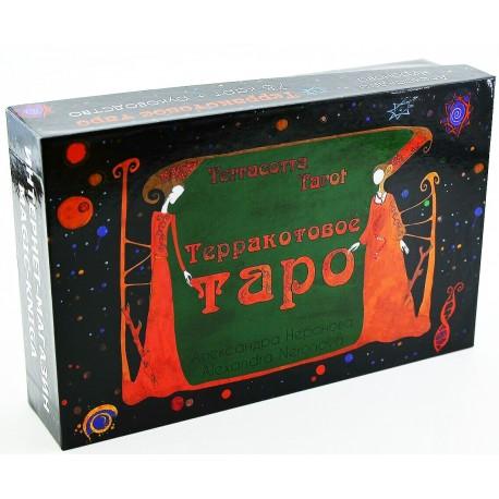The Card Set Terracotta Tarot